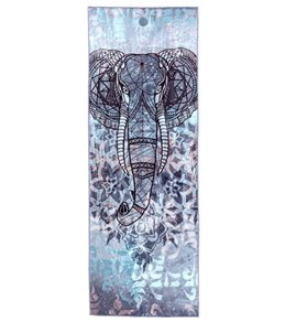YogiToes Stability rSkidless Yoga Mat Towel