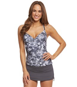 TYR Women's Verona Brook Tankini Top
