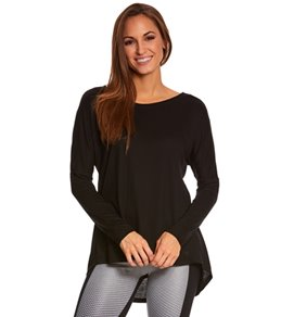 MPG Women's Chia Drape L/S Fitness Shirt