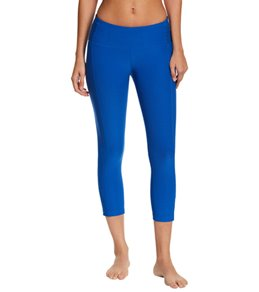 MPG Women's Meditation Capri Fitness Tight
