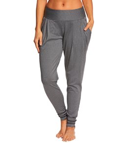 MPG Women's Taro Striped Fitness Pant
