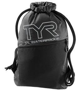 TYR Alliance Waterproof Draw String Sack Pack