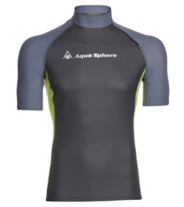 Aqua Sphere Men's Short Sleeve Aqua Skin