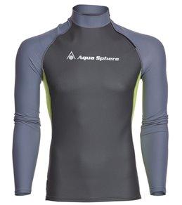 Aqua Sphere Men's Long Sleeve Aqua Skin