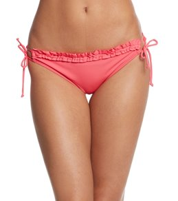 Kenneth Cole Reaction For The Frill Of It Adjustable Bikini Bottom