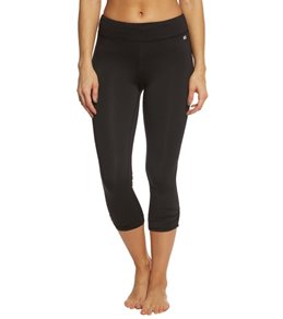 Beach House Women's Beach Solids Cobra Capri Swim Tight