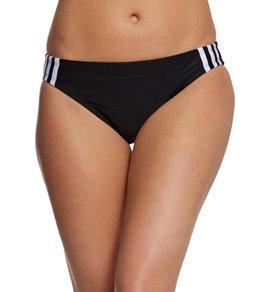 Adidas Women's Light as a Heather Sport Hipster Bikini Bottom