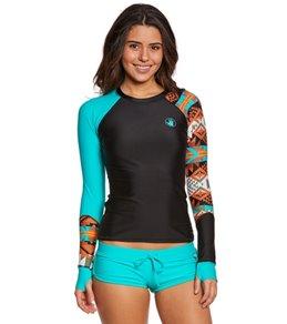 Body Glove Women's Terra Sleek L/S Rashguard