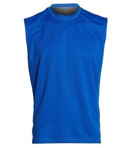 Nike Men's Solid Sleeveless Rashguard