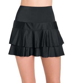 Active Spirit Women's Techkini Hustle Bustle Skirt