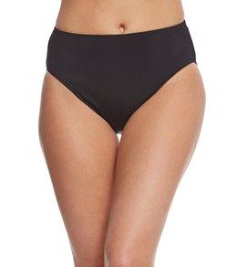 Gottex Lattice High Waist Bikini Bottom