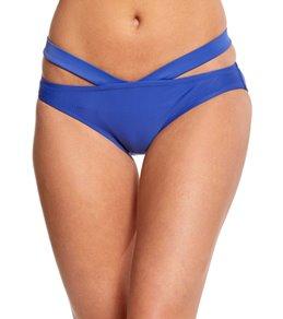 Profile Blush Castaway Side Tab Bikini Bottom