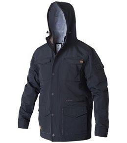 Rip Curl Men's Downwind Antiseries Hooded Jacket