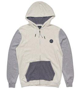Rip Curl Men's Surf Check Fleece Hooded Jacket