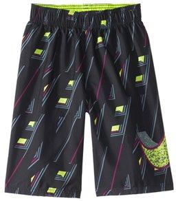 Nike Boys' Vivid Swoosh Volley Short
