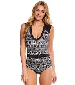 Skye Swimwear Cascadas Shannon One Piece Swimsuit