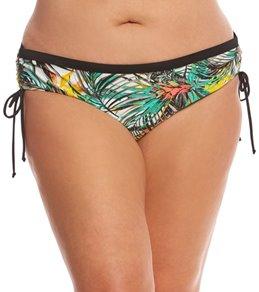 Skye Plus Size Folia Suri Hipster Bikini Bottom