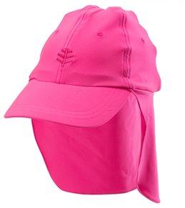 Coolibar Kids' UPF 50+ Surfs Up All Sport Hat