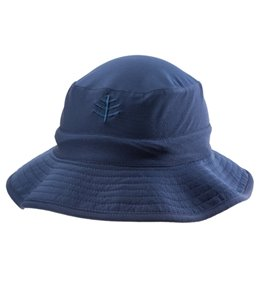 Coolibar Kids' UPF 50+ Surf Bucket Hat