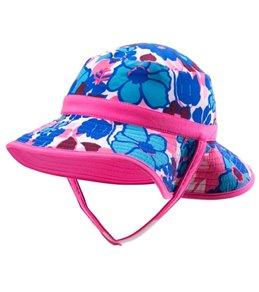 Coolibar Kids' UPF 50+ Reversible Beach Bucket Hat
