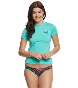 O'Neill Women's Skins Short Sleeve Surf Tee