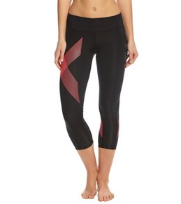2XU Women's 7/8 Mid-Rise Compression Tight