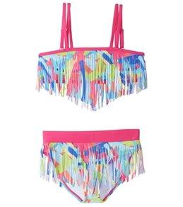 Limeapple UPF 50+ Attina Two Piece Bikini Set (4-16)