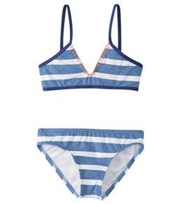 a8a2379255d33 Splendid Girls  Chambray Cottage Bralette Bikini Set ...