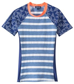 Splendid Girls' Chambray Cottage Surf Shirt (7-14)