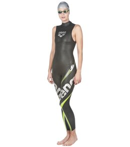 Arena Women's Carbon Sleeveless Tri Wetsuit