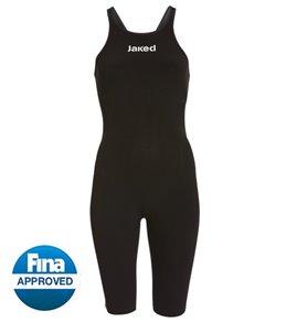 Jaked Women's J12 Seal Closed Back Kneeskin Tech Suit Swimsuit