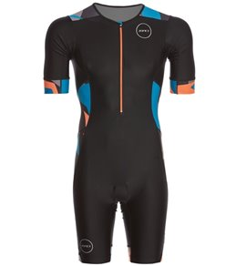 Zone 3 Men's Activate Plus Sleeved Trisuit