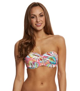 Bandeau Swimsuit Tops - Largest Selection at SwimOutlet.com