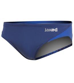 Jaked Men's Snake Brief Swimsuit