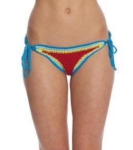 Hobie Swimwear How Do You Hue? Adjustable Hipster Bikini Bottom