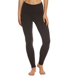 Lucy Women's Studio High Rise Hatha Legging