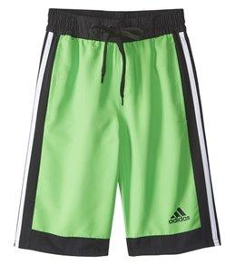 Adidas Boys' Core Iconic Volley Swim Short (Big Kid)