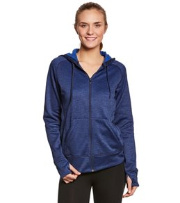 Adidas Women's Team Issue Full Zip Fleece