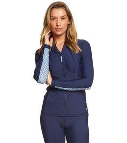 Helen Jon Silver Sands Activewear Zen Jacket