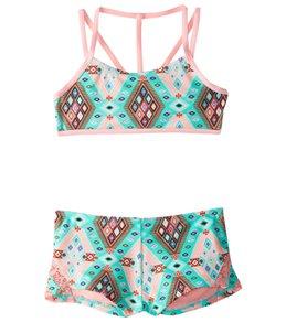 af3ac751e4d Gossip Girls  Aztec Harvest Bikini Set ...