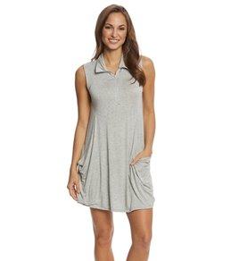 J.Valdi Zip Front Dress