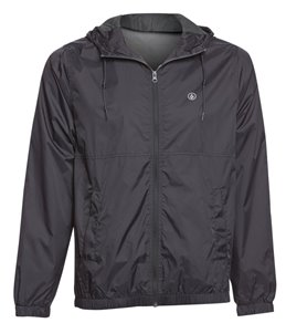 Volcom Men's Ermont Hooded Windbreaker Jacket