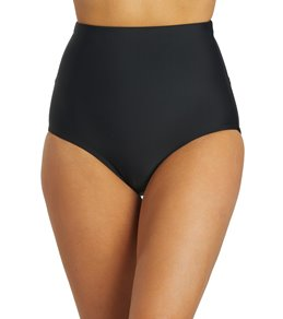 ClubSwim Couture Ultra High Waist Swim Brief Bottom