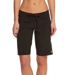 Volcom Women's Simply Solid 11 Boardshort