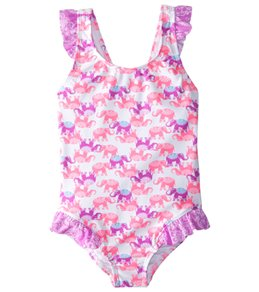 Hula Star Girls' Barnum & Bailey One Piece Swimsuit (2T-6X)