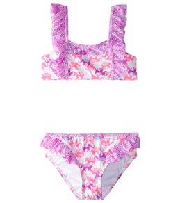 Hula Star Girls' Barnum & Bailey Bikini Set (2T-6X)