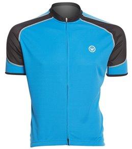 Canari Men's Streamline Short Sleeve Cycling Jersey