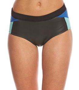 Level Six Women's 1.2mm Jade Boyshort Bottom