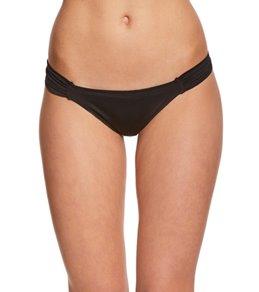 O'Neill Swimwear Salt Water Solids Tab Side Bikini Bottom