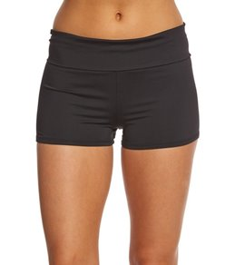 La Blanca Island Goddess Fold-Over Boyshort